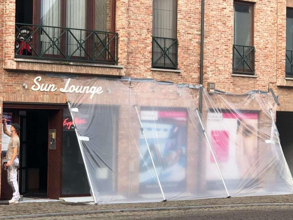 Behangen - 3D Behang - Printbehang - Wim Cuyvers